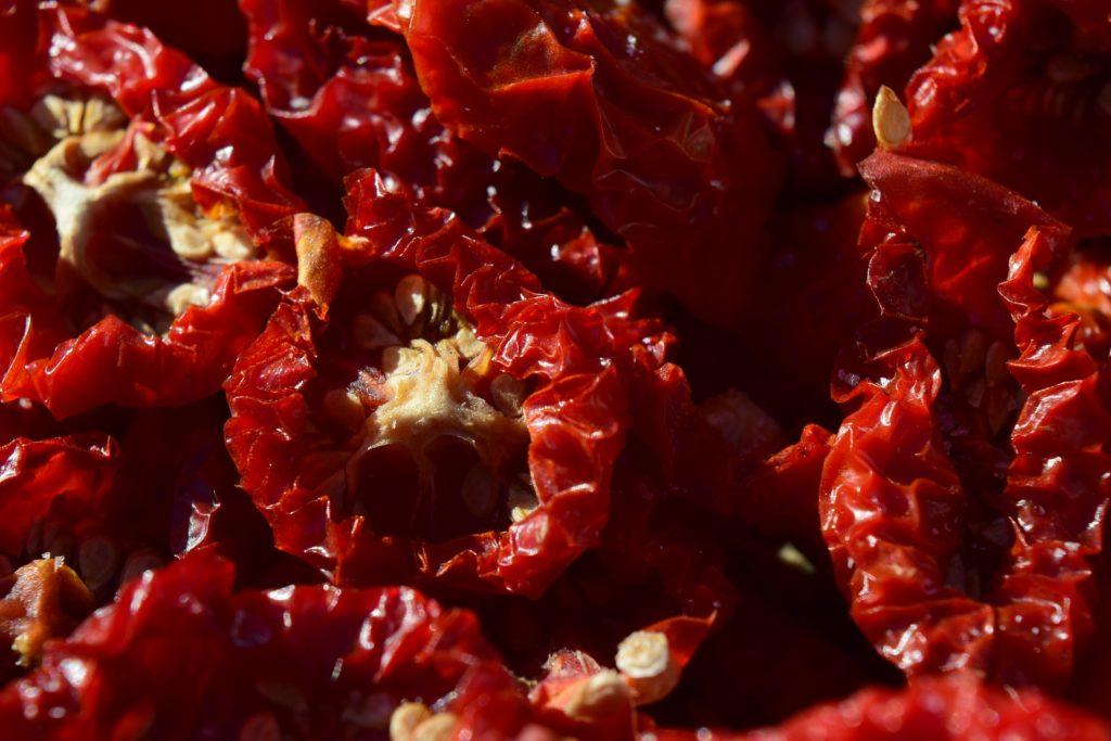 Konservierungsmthode Trocknen, Tomaten