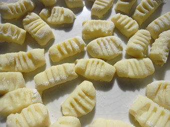 Süßkartoffel Gnocchi selber machen