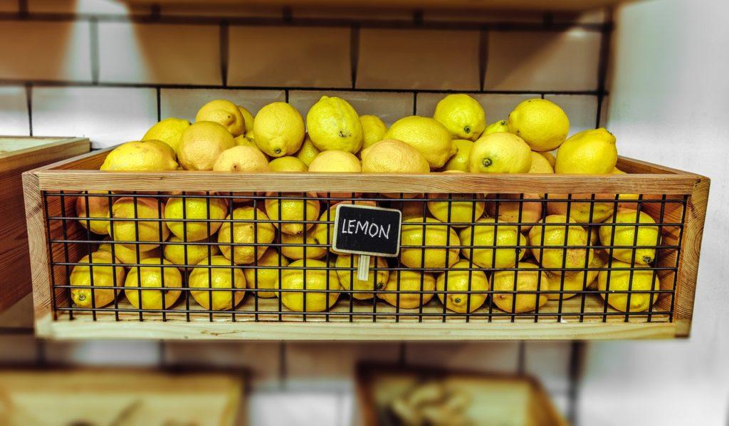 Zitronencreme - sommerlich leicht