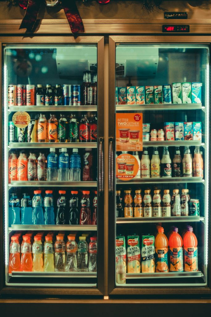 kleiner Kühlschrank und trotzdem gut essen